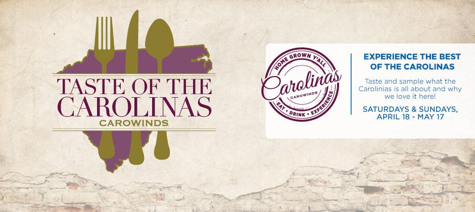 Carowinds 'Taste of the Carolinas'