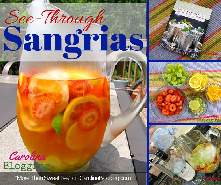 See-Through Sangrias