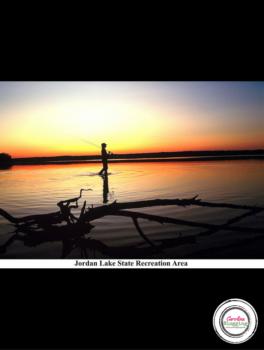 jordan lake photo credit: Bill Russ ― Photo courtesy of VisitNC.com