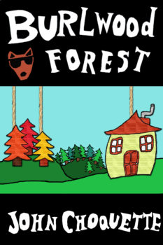 Burlwood Forest Front Cover 2