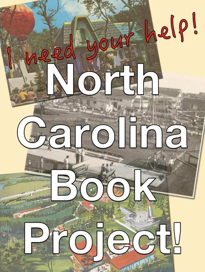 North Carolina Book Announcement!