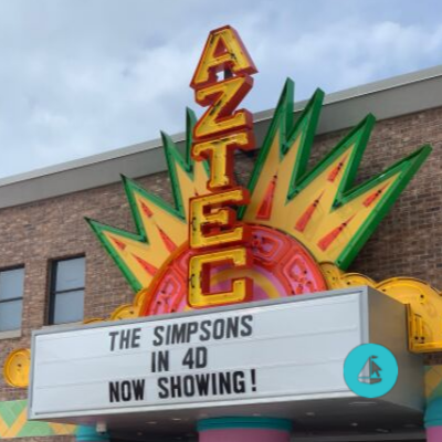 Aztec - Carolina Blogging